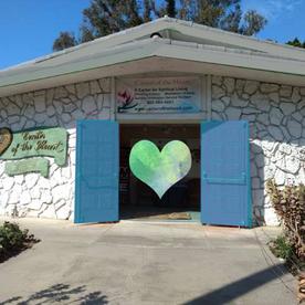 Center of the Heart  Main Entrance
