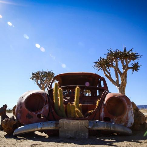 Namibian Wreck