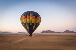 Ballooning Sossusvlei