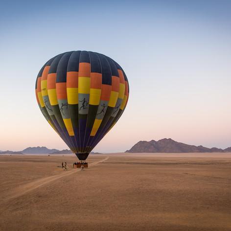 Sossusvlei Ballooning