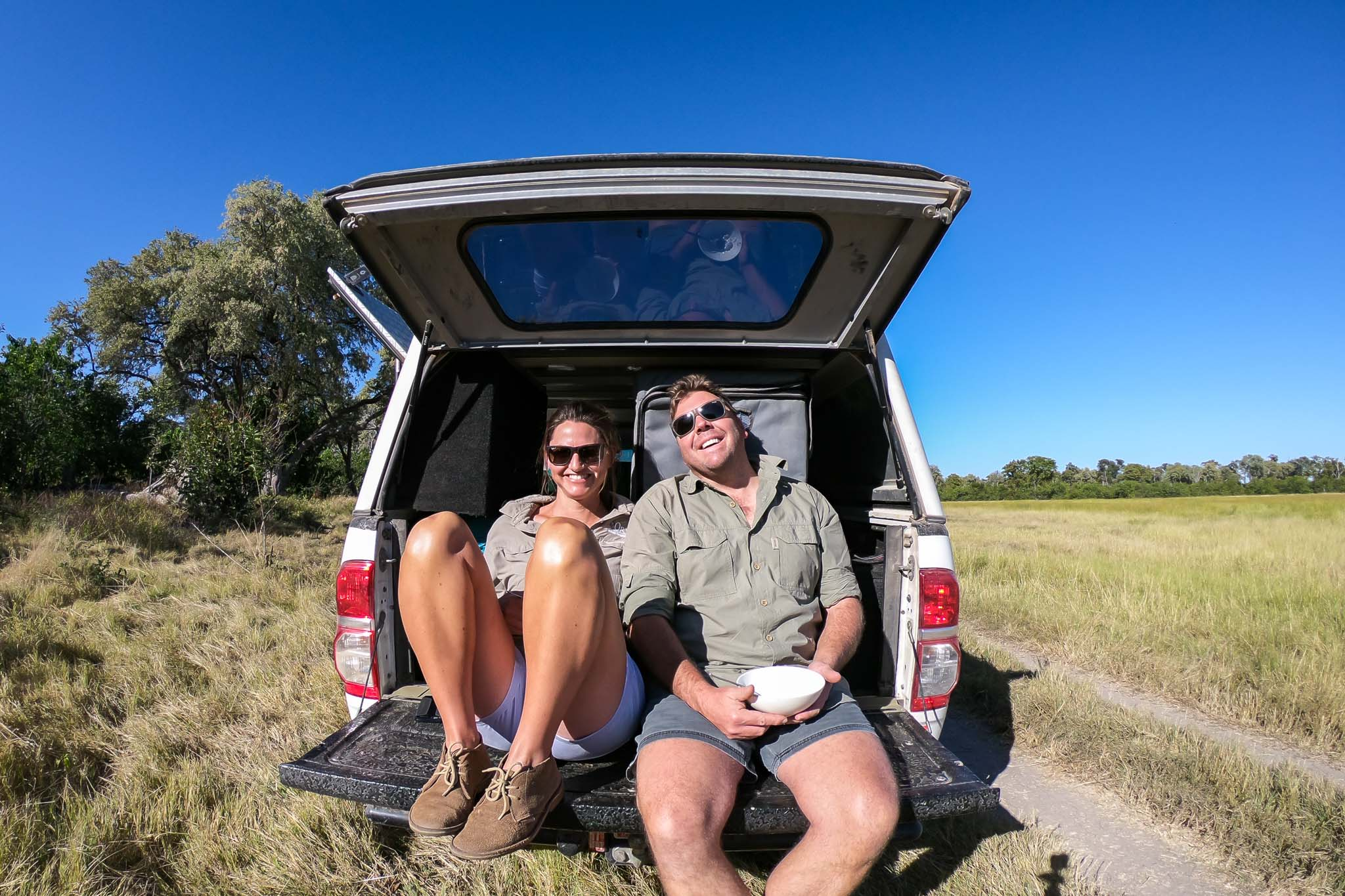 Stew and Kirst Overlanding