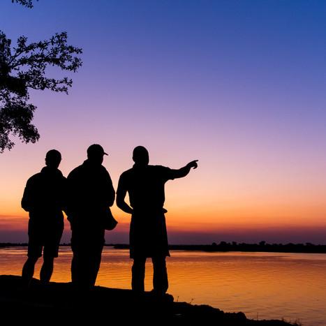 Zambezi River Sundowners