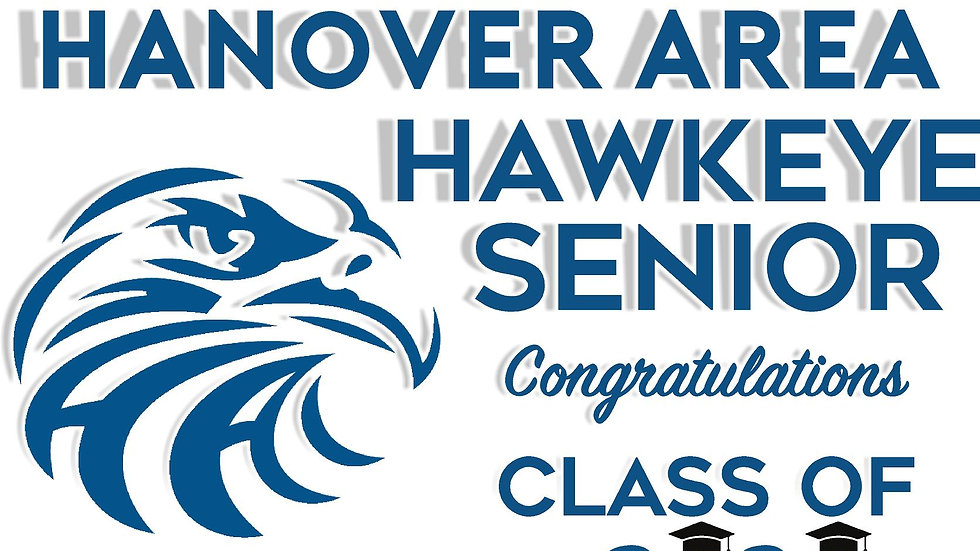 HANOVER AREA HIGH SCHOOL PROUD HOME