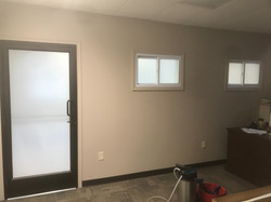 Frosted Film for offices