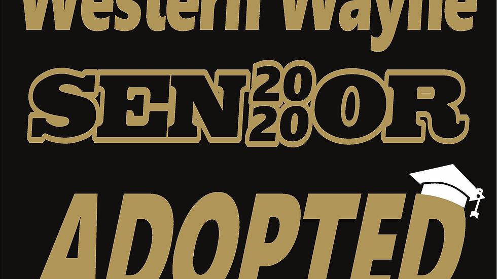 Western Wayne ADOPTED Senior