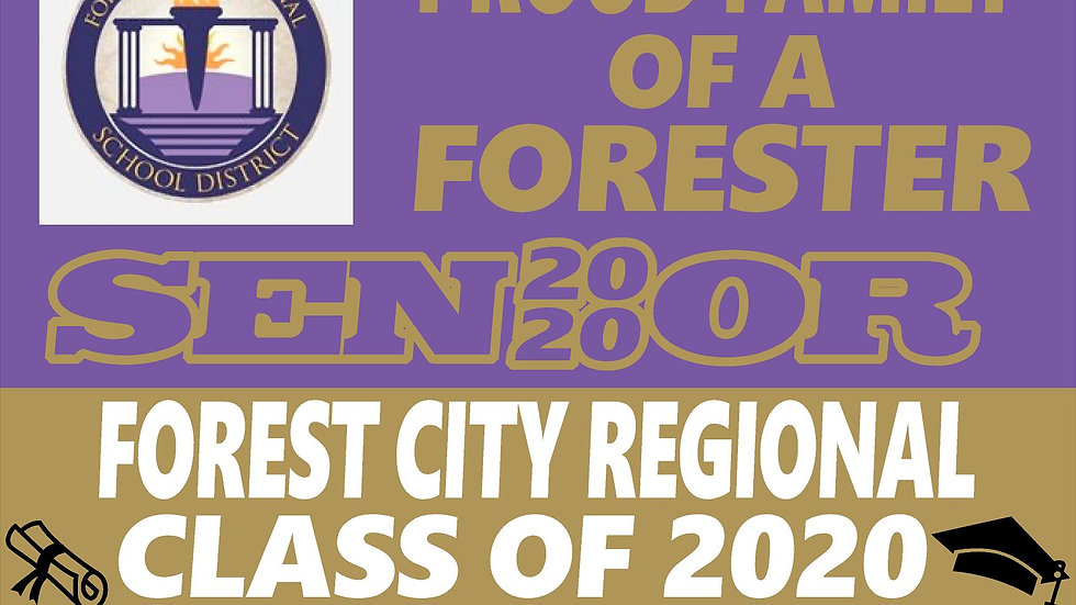 Forest City Class of 2020