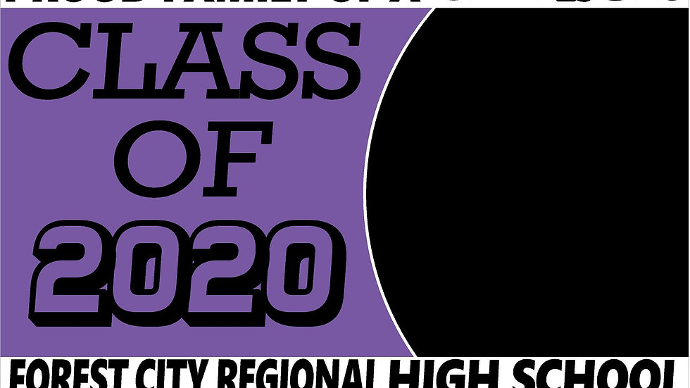 FOREST CITY PHOTO OPTION Class of 2020