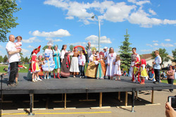 Сербский фестиваль в Эдмонтоне