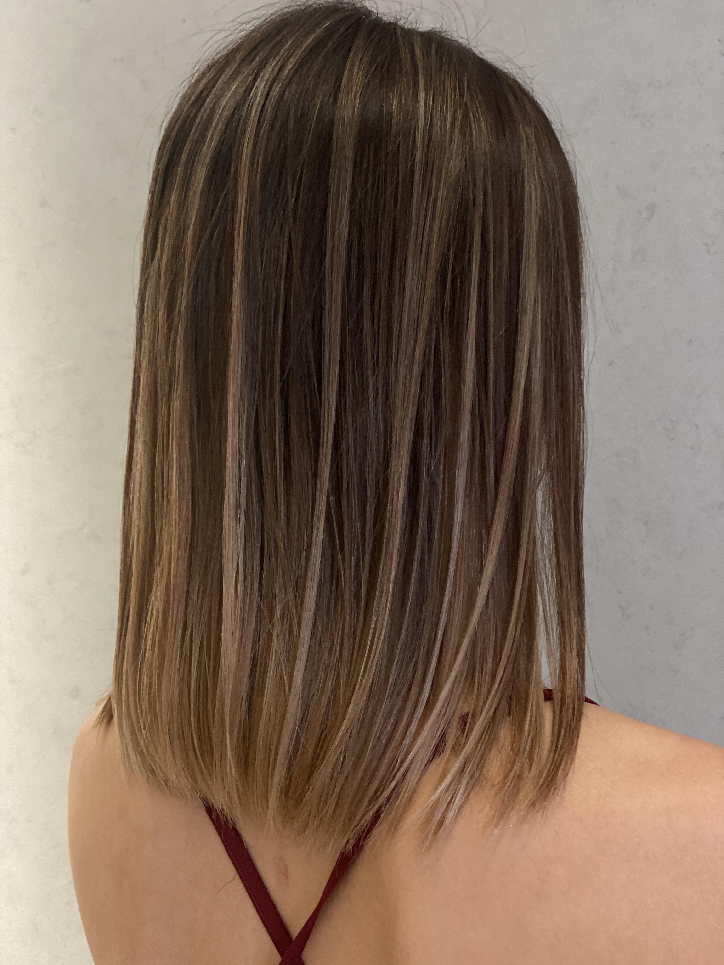網路推薦東區染髮歐美染手刷染特殊色