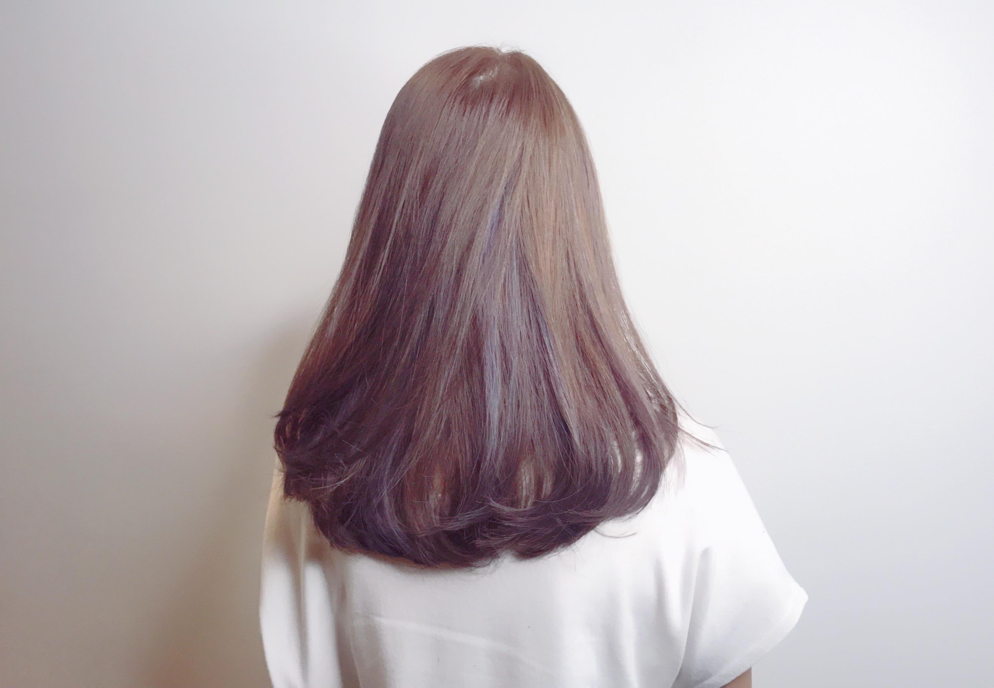 東區挑漂歐美染髮台北剪髮乾燥花髮色設計染東區信義商圈