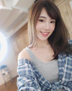 文青女孩髮型