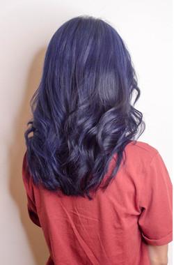 東區台北剪髮乾燥花髮色設計染東區商圈區挑漂歐美染