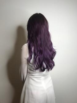 粉霧胭脂莓果紫