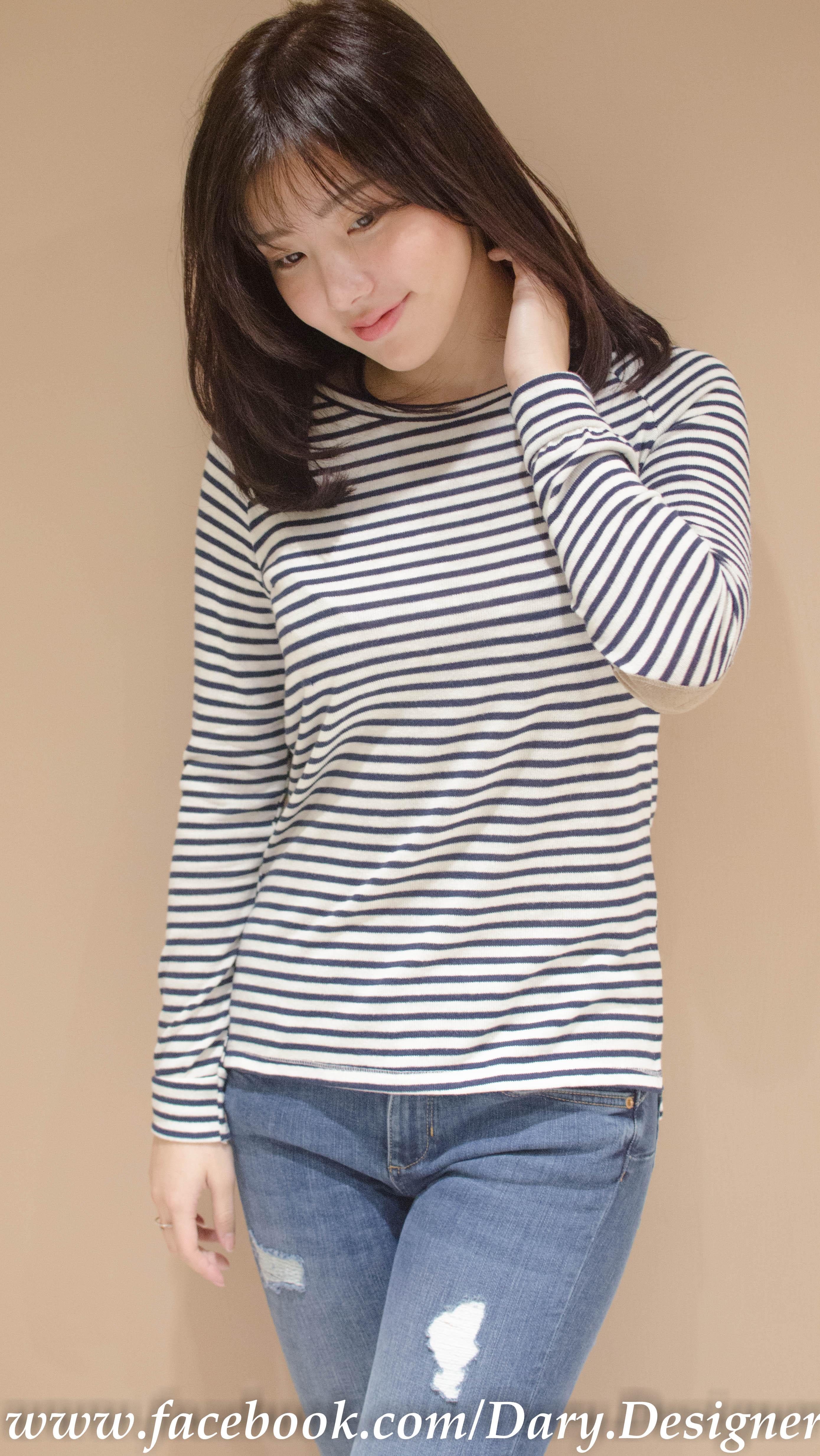 注目韓系中長髮型,大安區剪髮東區燙髮染髮推薦台北