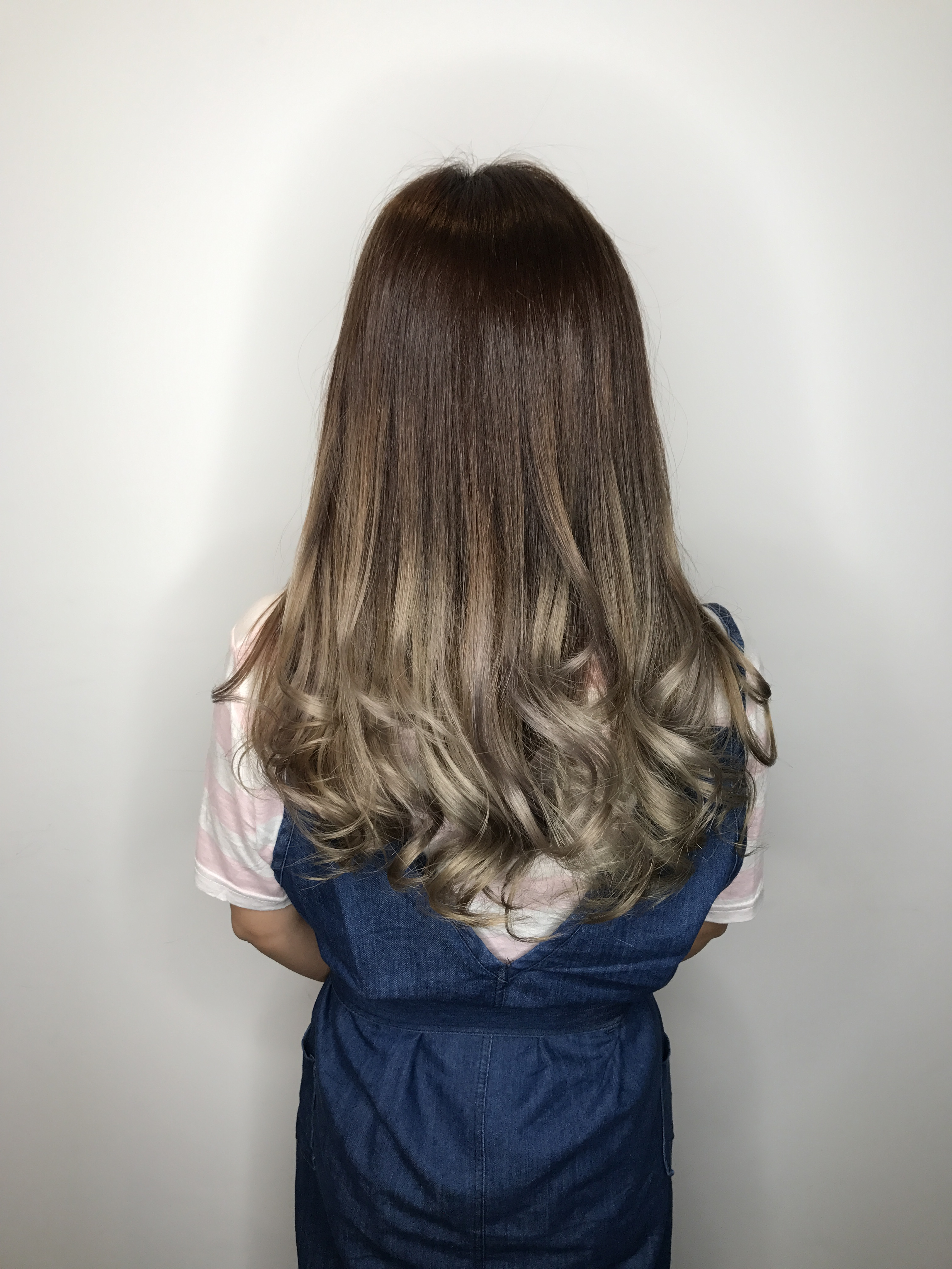 東區快刀手dary歐美染髮