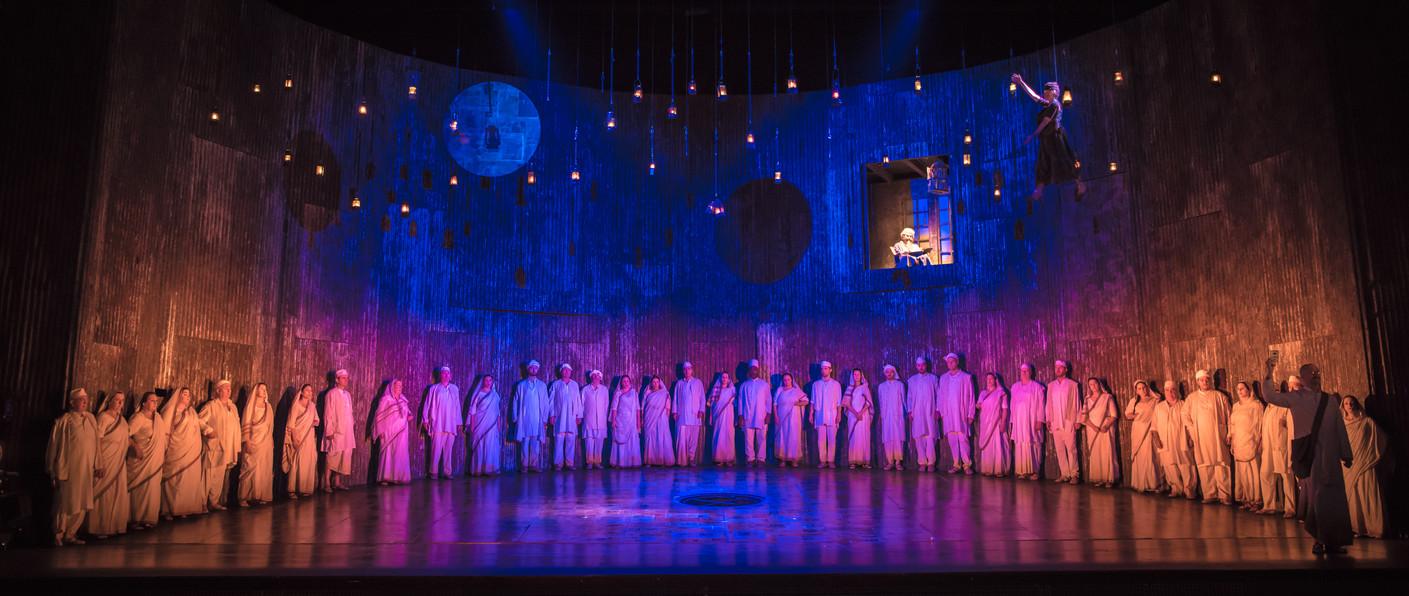 Satyagraha (ENO) - London Coliseum