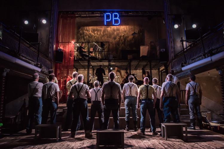 Paul Bunyan - ENO - Wilton's Music Hall