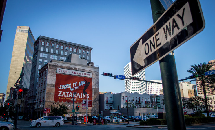 In New Orleans there's only One Way: Jazz it up!