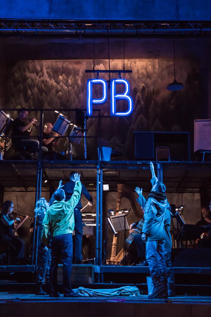 Paul Bunyan - ENO - Wilton's Music Hall