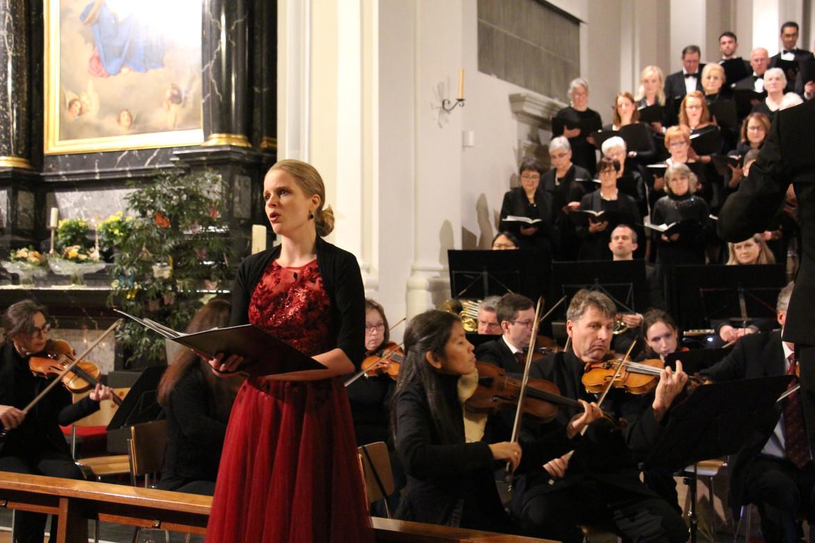 Rahel Bünter - Mozartkonzert