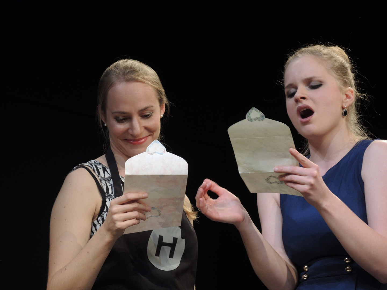 """Rahel Bünter als Alice Ford in """"Falstaff"""" von Giuseppe Verdi"""