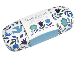 FOLK DOVES GLASSES CASE AND CLOTH.jpg