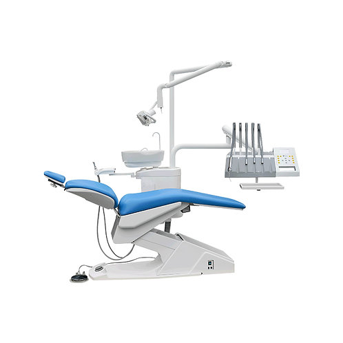 ADC 1065 DENTAL CHAIR COMPLETE WITH EURO SYTE