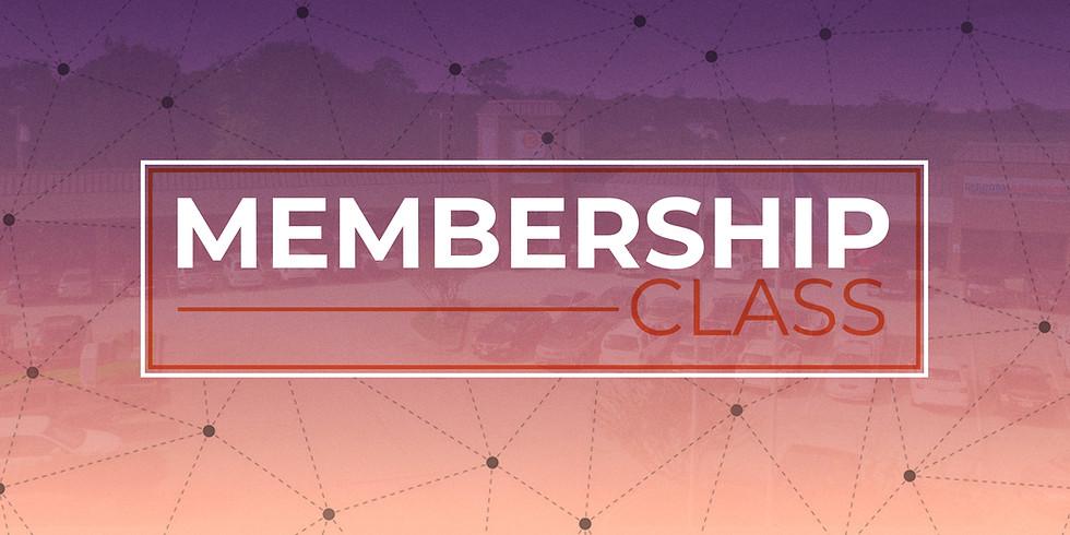 Membership Classes (Intensive)