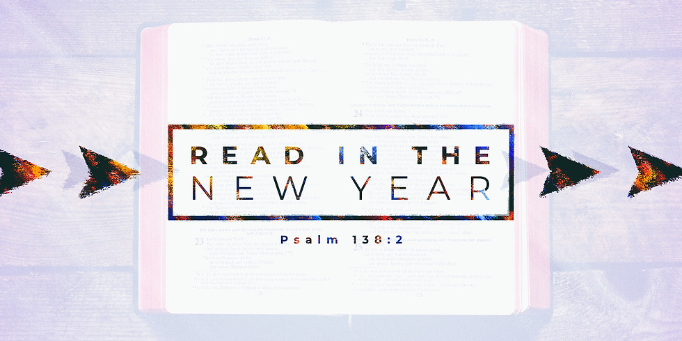 Read in the New Year