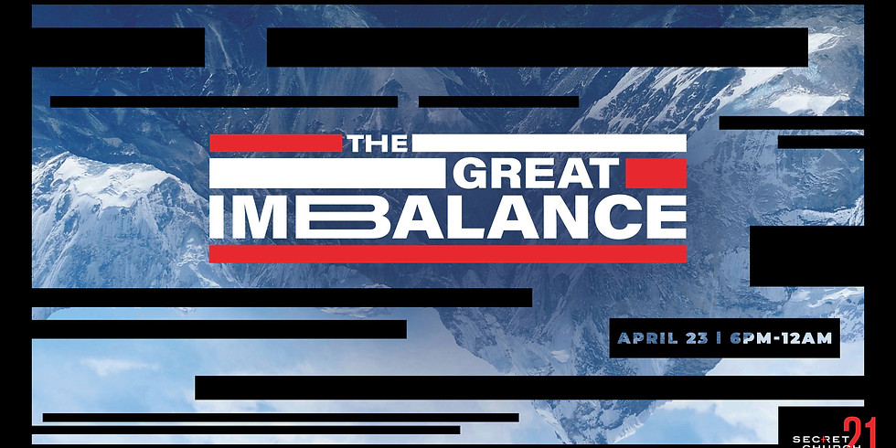 Secret Church - The Great Imbalance