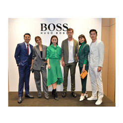 BOSS | Marina Bay Sands celebrity appearance | Events