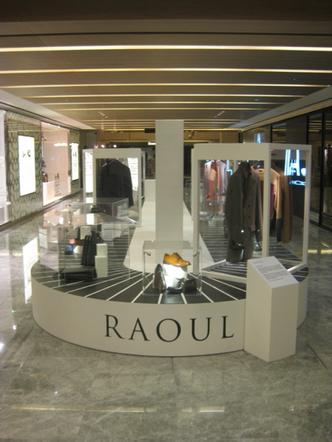 RAOUL   Fall Winter 2011   Installation