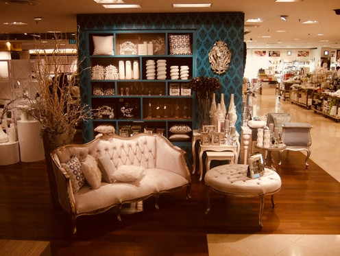 Robinsons | Fall Winter 2009 Lifestyle homes | Instore