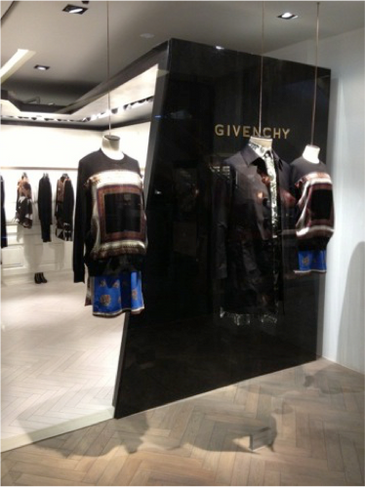 Givenchy | Spring Summer 2013 | Window