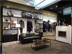 BOSS   Gentlemen's Modern Lounge 2017   Installation