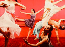 National Arts Council | Dance website 2006 | Styling