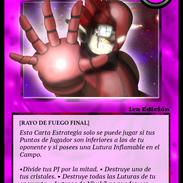 E0001 Estrategia Rayo de Fuego Final NEW