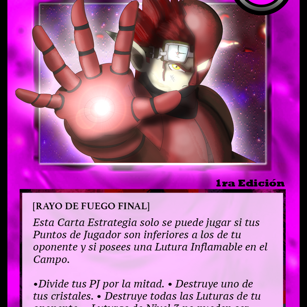 E0001 Estrategia Rayo de Fuego Final NEW