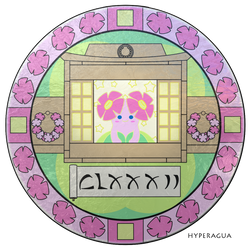 182 Bellossom Medallion