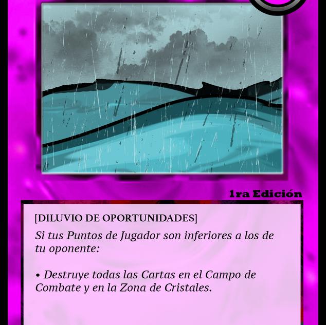 E0005 Estrategia Diluvio de Oportuniades
