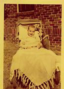 Adopted baby 1952