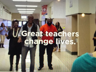 THE BEAUTY AND NECESSITY OF A TEACHER