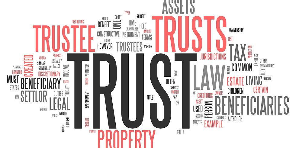 Trustee-as-a-Service
