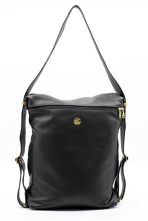AlderStyle The Fearne backpack in black.