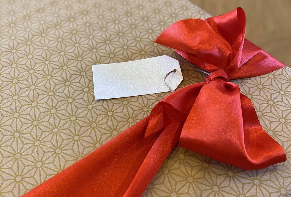 Add Christmas Gift Wrap