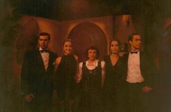 Avec Beba Pugliese 1997