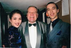 Avec José Colangelo