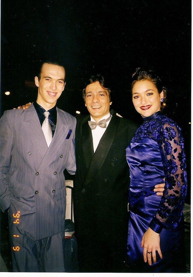 Avec Daniel Cortés