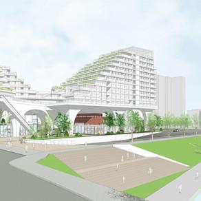 증산 혁신거점 설계공모 당선 | Winner for Jeungsan Public Housing Complex Competition