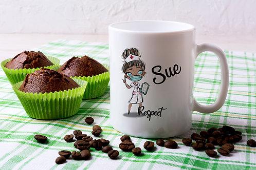 Nurse Respect Mug